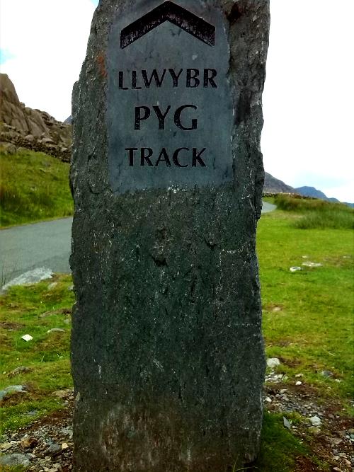 Snowdon Sign Posts